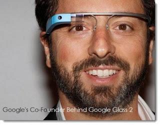 Google Glass 2 Sudah Dapatkan Paten Untuk Dikembangkan