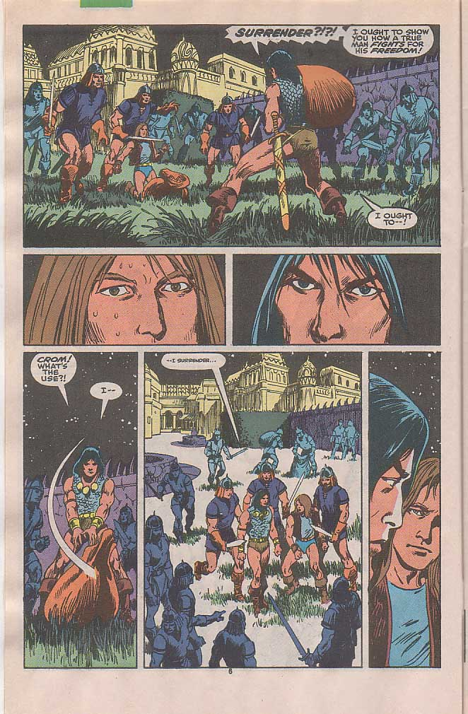 Conan the Barbarian (1970) Issue #236 #248 - English 5