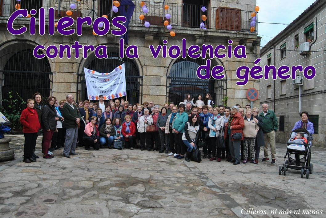 CILLEROS CONTRA VIOLENCIA DE GÉNERO