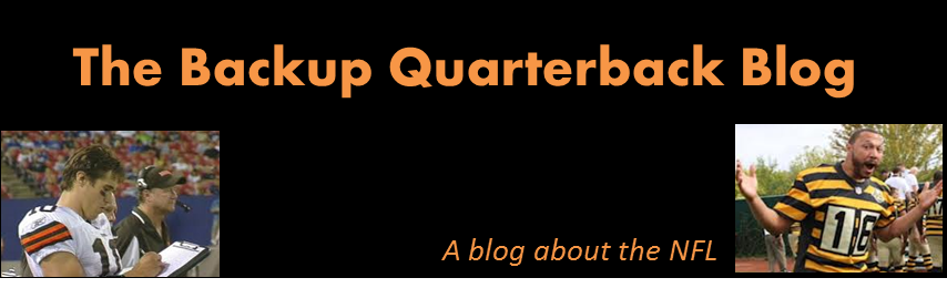 The Backup Quarterback Blog