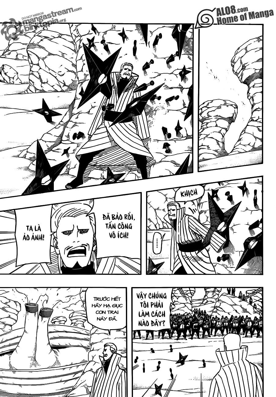 Naruto chap 552 Trang 13 - Mangak.info