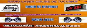 RADIO LASER ONLINE DE TUCUMÁN