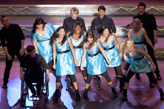 "Recap/review of Glee 2x16 ""Original Song"" by freshfromthe.com"