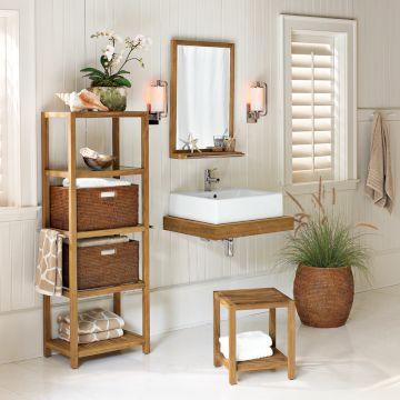 Banheiros bbp bonitos baratos e pequenos decora o top for Armarios pequenos baratos