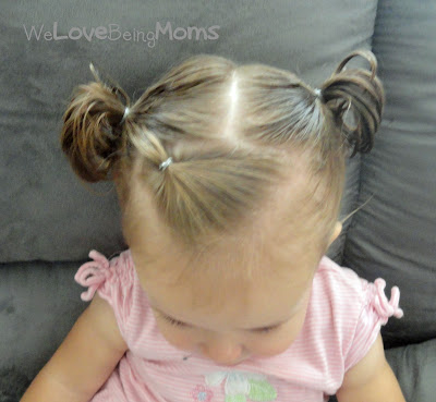 We Love Being Moms!  Toddler Hairstyles 35681a3821d
