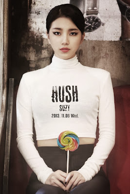 miss A Hush Promo Pictures