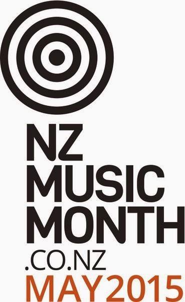 NZMusic4U supports NZ Music Month 2015