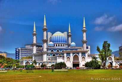 """Makmurkan Syi'ar-Syi'ar Allah """"Masjid"""""""
