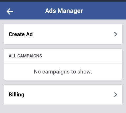 running Facebook ads in Nigeria