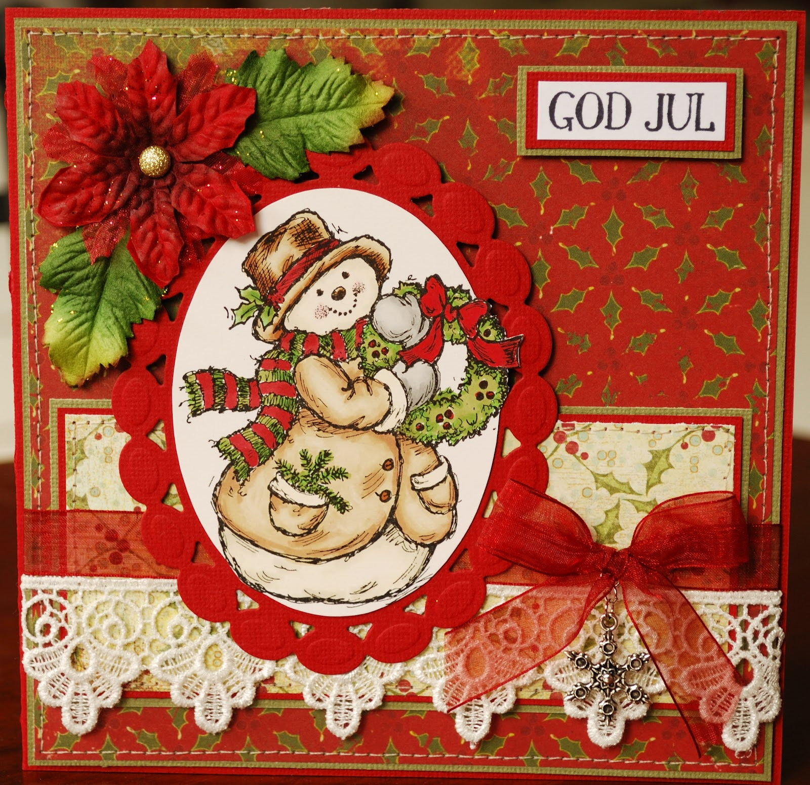 Where To Buy Christmas Decorations Year Round: Christmas Crafts All Year 'Round: July Challenge