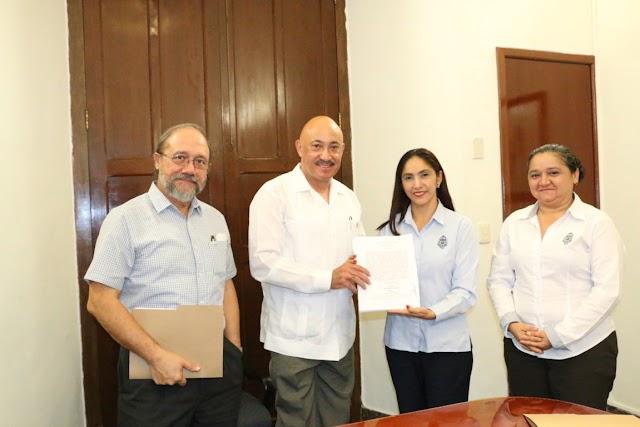 Acuerdo laboral UADY-AUTAMUADY: aumento del 3.15%
