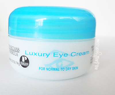 eye cream Physicians formula