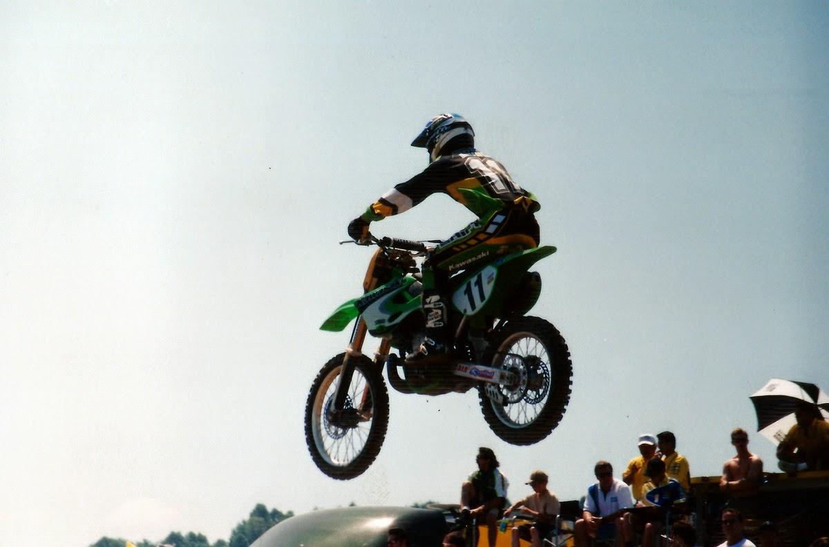 Jeff Emig - High Point 1999