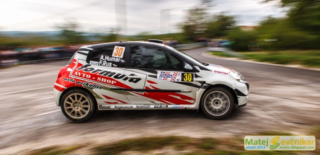 40. Croatia rally 2013