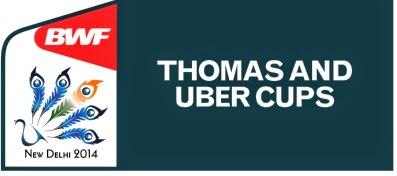 Klasemen Thomas Uber Cup 2014