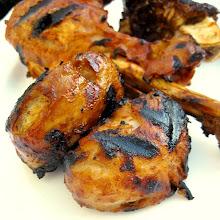 BBQ Turkey Tails