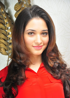 Tamanna Red Dress New Po Gallery 77.jpg