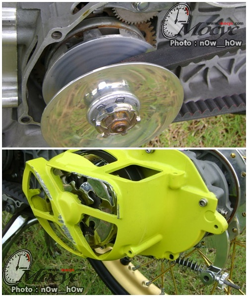 Modifikasi Drag Yamaha Mio Amore - Boy Yakuza 123% Ubon : MODIFIKASI  title=