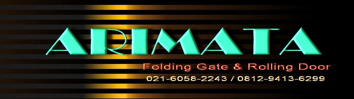 Harga Folding Gate