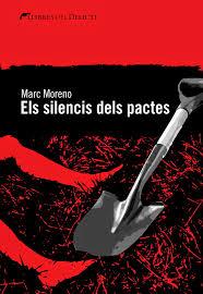Els silencis dels pactes, de Marc Moreno