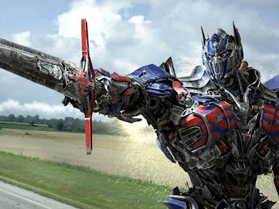 Habrá películas de 'Transformers' durante los próximos diez años