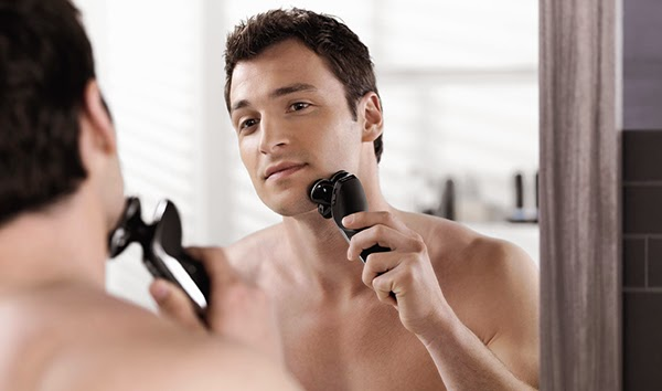 How to shave 2014 easy and fast como afeitarse con maquina electrica