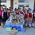 DIF Río Bravo recibe donación del Colegio Alborada