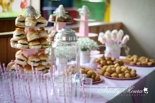 Famosos Porque toda comemoração é especial!!: Cardápio de festa infantil  IY08