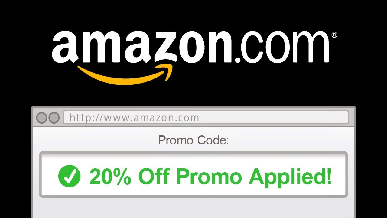 Amazon coupon code off any item