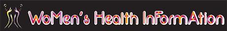 WoMen's Health InFormAtion
