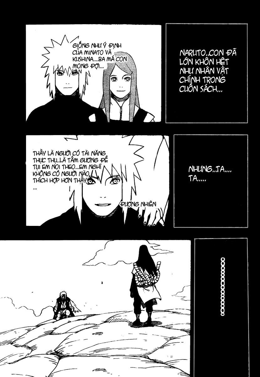 Naruto chap 382 Trang 13 - Mangak.info