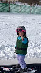 Sophie Skiing