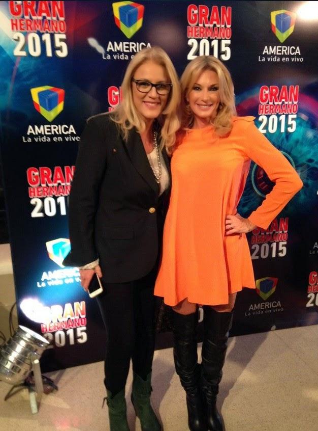 Yanina Latorre y Debora D'Amato