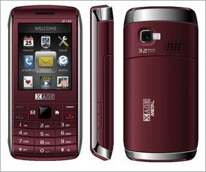 Xage M144 Dual SIM Mobile