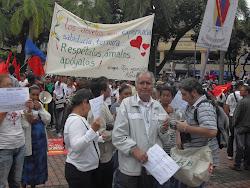 """LA FUNDACION """"CLUB NUESTROS QUERIDOS ABUELITOS"""", MARCHO EL 1° DE MAYO por Carlos A. Ricchetti"""