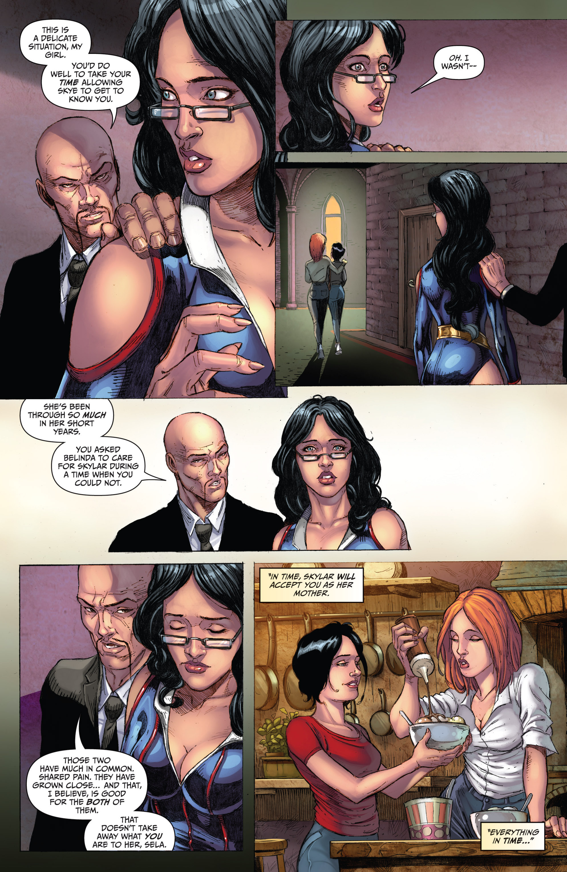 Grimm Fairy Tales (2005) Issue #103 #106 - English 10