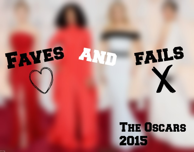 favourites, fails, best, worst, dressed, outfits, style, the oscars, 2015,