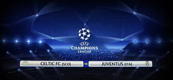 Champions League 2013 Round of Match Watch Live on Aljazeera sports score Resume and Celtic Glasgow vs Juventus Turin 12/02/2013