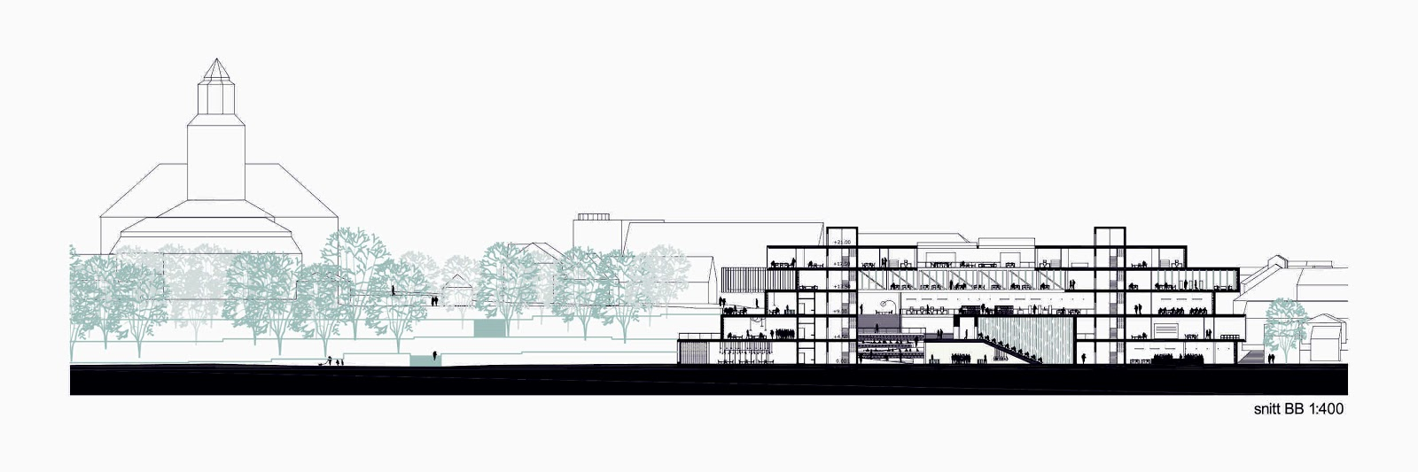 Silver factory by mecanoo architecten for Buro mulhouse