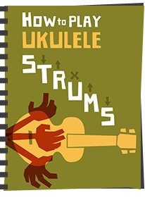 Learn Ukulele Strums by Al Wood