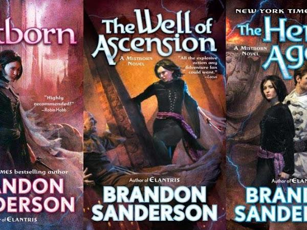 Brandon Sanderson is Brilliant