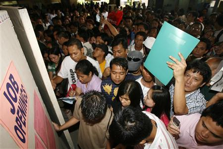 JOB SEEKERS PINOYS