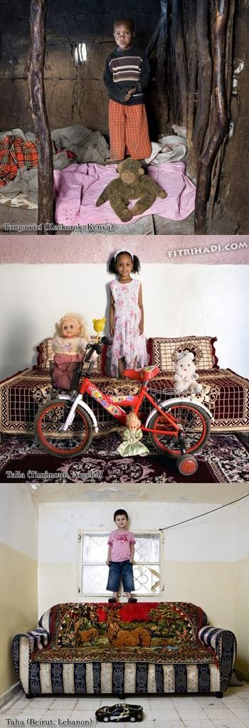gambar kanak-kanak seluruh dunia dan barang mainan