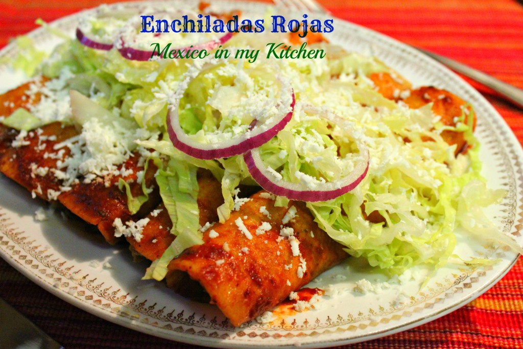 Red Enchiladas Sauce Recipe Receta De Enchiladas Rojas By