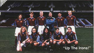 West Ham, Iron Maiden, Up The Irons,