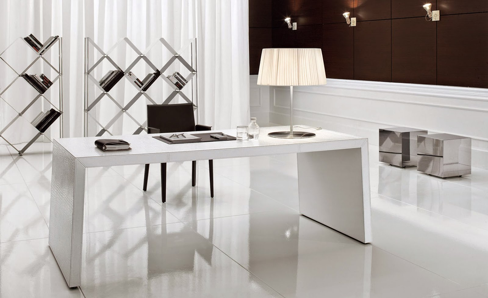 writing desk master cattelan italia italian furniture
