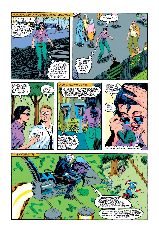 Captain America (1968) Issue #405 #354 - English 15