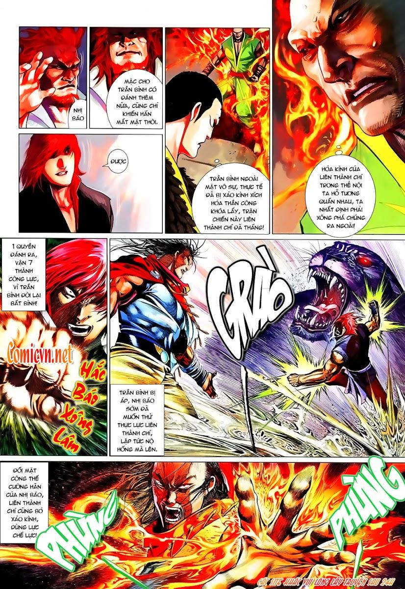 Phong Vân chap 642 Trang 26 - Mangak.info