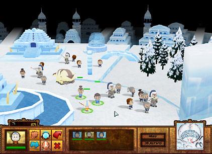 Avatar Elementler Ve Büyü Savaşı Oyunu