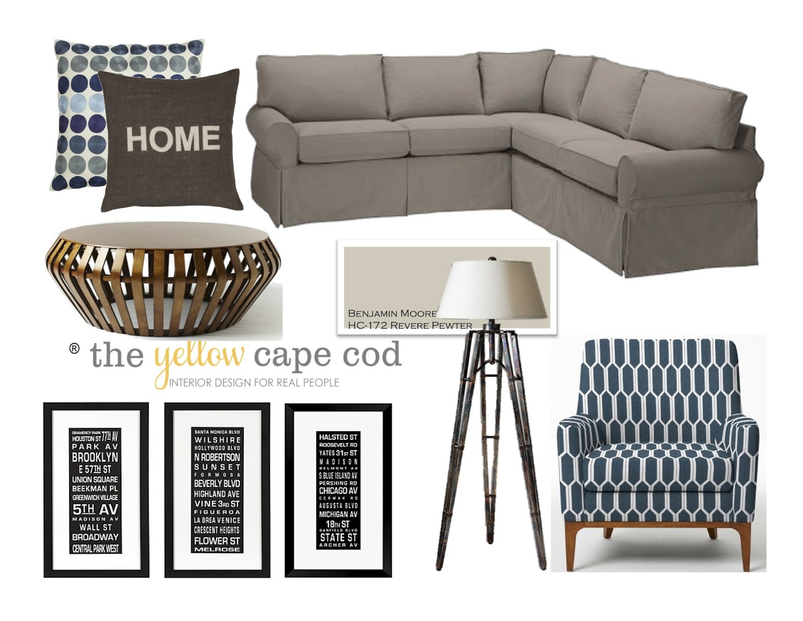 Thank you to my client Julie for giving us the opportunity to design your new family rec room. Enjoy your summer! These are just some of the elements we ...  sc 1 st  The Yellow Cape Cod & The Yellow Cape Cod: Lower Level Basement Family Entertainment Room